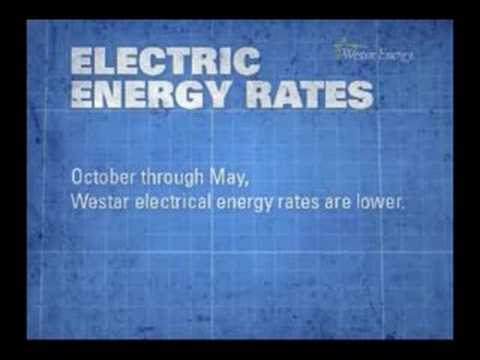Westar Energy - Saving Energy at Home Video. Part 1
