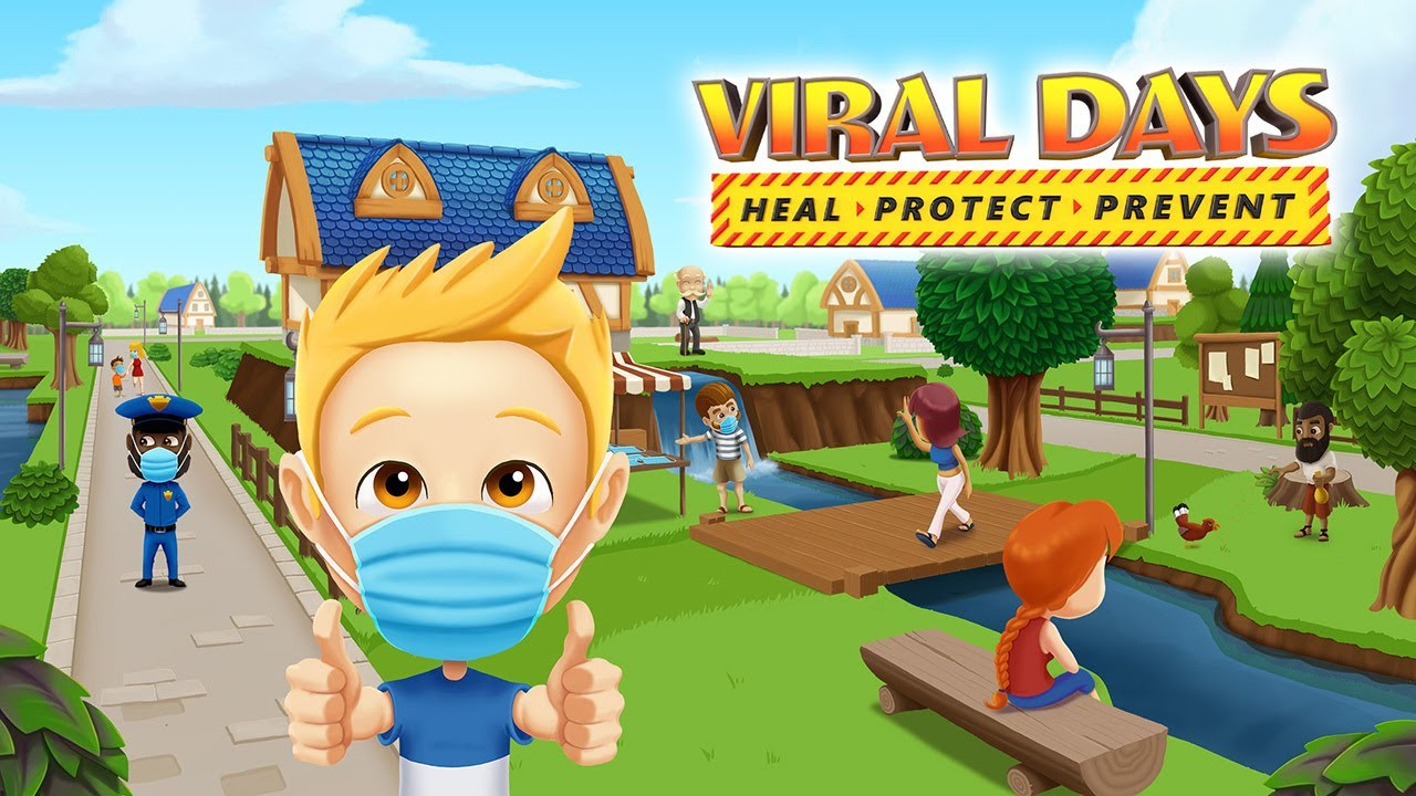 Viral Days: first gameplay video