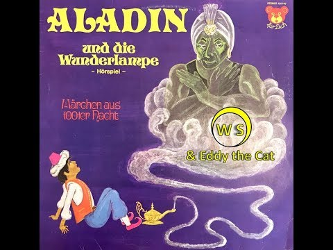 1001 Nacht - Aladin und die Wunderlampe - Märchen - Hörspiel - FÜR DICH