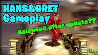 Hans&Gret Modern Combat 5 Gameplay.  Marauder class MC5 Gameplay by IPF Gaming.