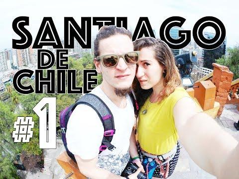 THE_HAMBURG_ERS in Cile - Prima parte: Santiago de Chile
