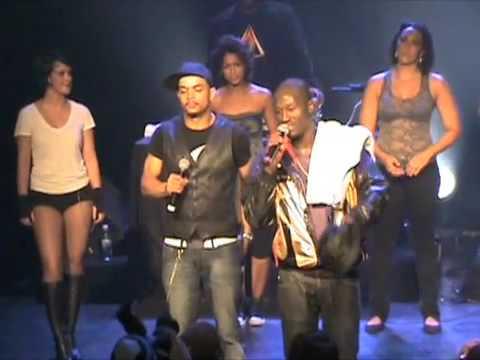 Youtube: AMGshowbiz au lancement de l'album Trait-d'union de DUBMATIQUE