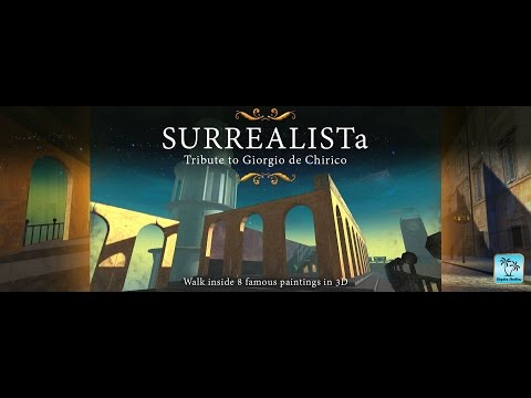 SURREALISTa Game - Tribute to Giorgio de Chirico