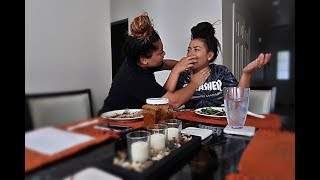 I MISS BEING SINGLE PRANK ON WIFE!!! (SHE WAS FURIOUS)