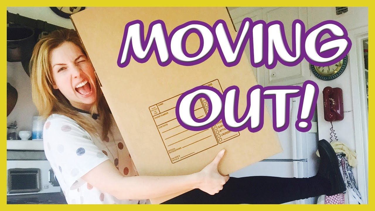 💼Im Moving🚗 | Update #2 - YouTube