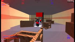 Roblox Gameplay Part 2-Pvt. Paint