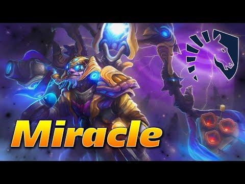 Miracle Tinker | Dota 2 Pro Gameplay