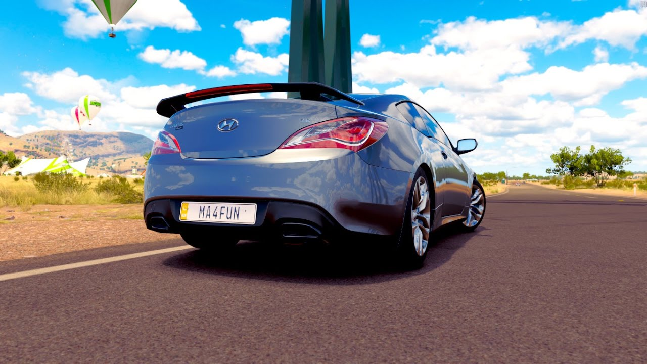forza horizon 3 hyundai genesis coupe 2013 speed 2017 youtube. Black Bedroom Furniture Sets. Home Design Ideas