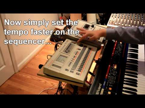 Synthmania quick tip #10 - The Hi-NRG fast sequenced synths