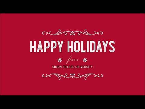 Sfu 2014 holiday greeting youtube sfu 2014 holiday greeting m4hsunfo