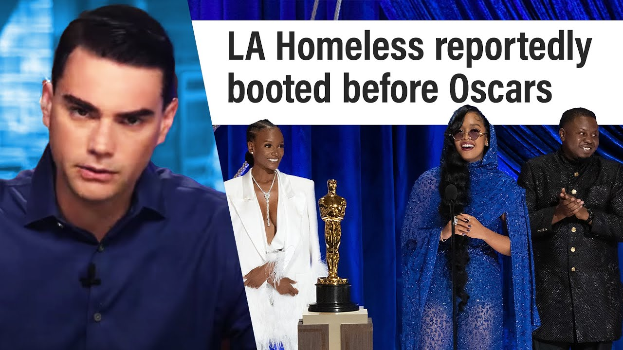 Shapiro WRECKS The Oscars: