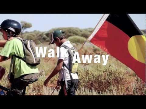 Footprints: Walk Away From Uranium Mining Australia