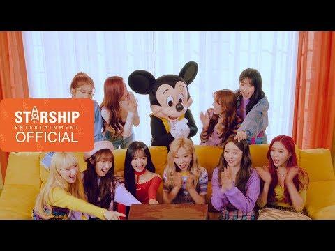 [MV] 우주소녀(WJSN) & Mickey - It's A Good Time