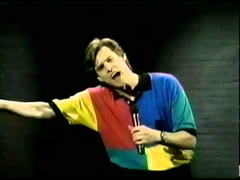 Jim Carrey  Unnatural Act 1991