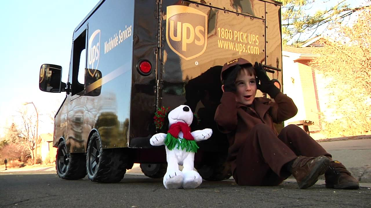 Watch Watch UPS Make a 4-Year-Olds Dream Come True video