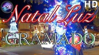 Gramado Natal Luz - Cidade toda iluminada - Christmas city decoration