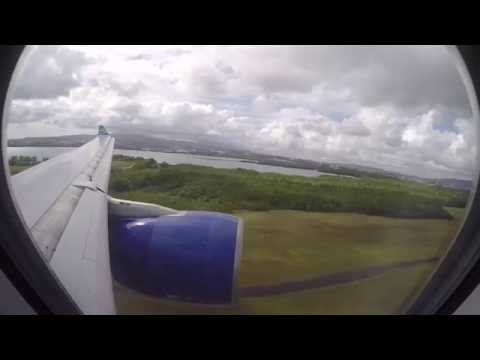 [FLIGHT#38] AIR CARAIBES A330-300 Paris ⇒ Martinique (LANDING)