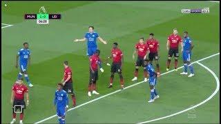 مانشستر يونايتد ضد ليستر سيتي - الدوري الانجليزي - تعليق عربي-بث مباشر /10-8-2018