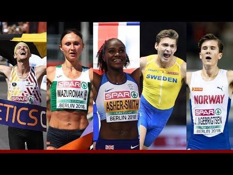 Le #vittorie agli #Europei di #atletica di #Berlino2018 che più mi hanno emozionato. Qual è la tua...  - UkusTom