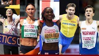 Top 5 SORPRESE di Berlino 2018 - Europei di atletica