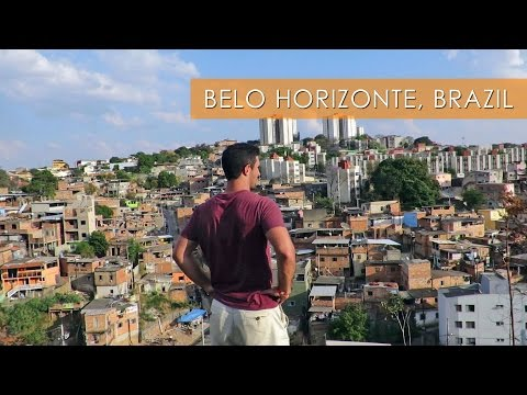 Belo Horizonte Through Local Eyes - Travel Deeper Brazil (Ep