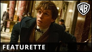 Fantastic Beasts and Where to Find Them – A New Hero Featurette – Warner Bros. UK