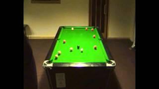 Cambridge pool series, Paul Reed v Luke Bennett