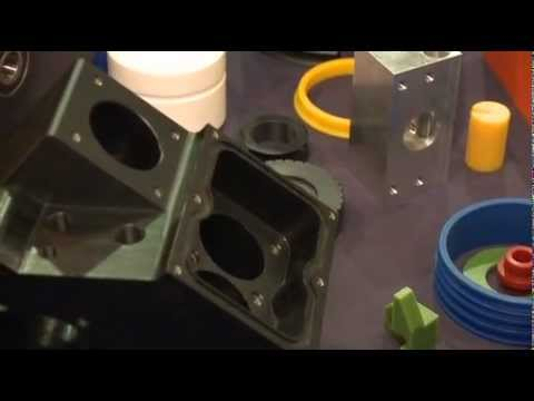 Nylacast at Subsea UK 2012.mov