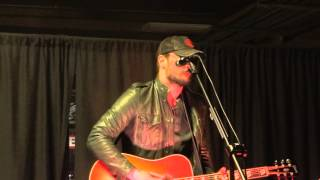 Eric Church - Chevy Van (VIP Acoustic set) Hamilton ON Feb 13, 2013