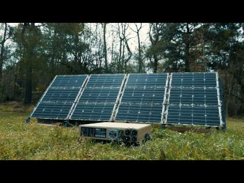 Rugged Edge Renewable Power 300W