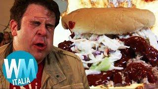Un'altra Top 10 SFIDE EPICHE di MAN vs. FOOD!