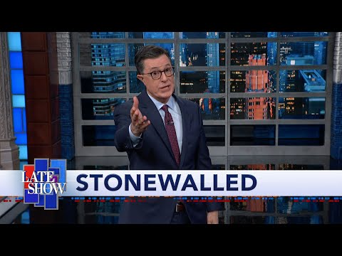 Stephen Colbert and Jimmy Kimmel aren't sure how Corey Lewandowski is allowed to stonewall Congress