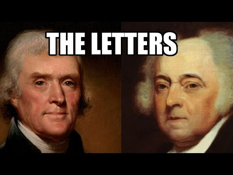 John Adams and Thomas Jefferson | The Letters | Reenactment