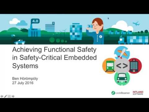 Achieving Functional Safety in Safety-Critical Embedded Systems