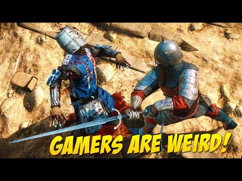 You Have Been Knighted - Games Are Weird 155