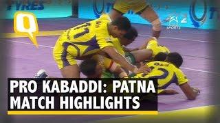 Pro Kabaddi Patna Leg: Telugu Titans beat Patna Pirates