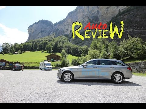 2016 Mercedes-Benz C350e Plug-in Hybrid - Auto Review - Schweiz (Episode 33) [DE]