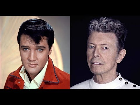 Elvis Presley and David Bowie Sing ABBA -  I Have a Dream