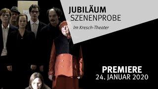 Jubiläum - Unterwegs in die Vergangenheit im Kresch-Theater (am 16.01.2020 um 16:19)