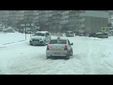 Владивосток подтверждает статус города самых суровых водителей
