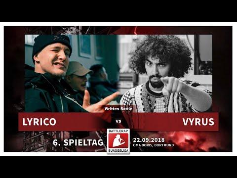 BRB 2018 | 6. Spieltag - Lyrico vs Vyrus