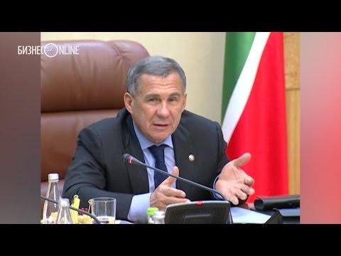 Рустам Минниханов об ответе Путина на вопрос о статусе президента РТ