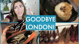 GOODBYE LONDON!!! VLOGMAS Day 21 | Amelia Liana Thumbnail