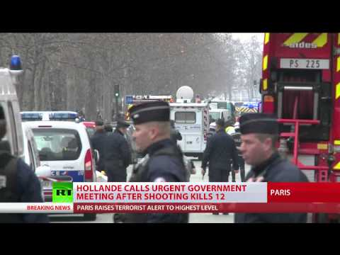Charlie Hebdo attack: 'Who dares to publish anything after this?' - cartoonist Lars Vilks