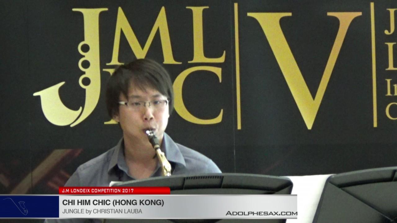 Londeix 2017 - Chi Him Chik (Hong Kong) - Jungle by Christian Lauba