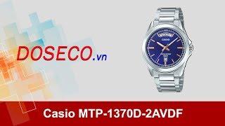 [Góc Review nhanh] #487: Đồng hồ Casio MTP-1370D-2AVDF
