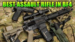 Battlefield 4 Best Assault Rifle - 2016 Update
