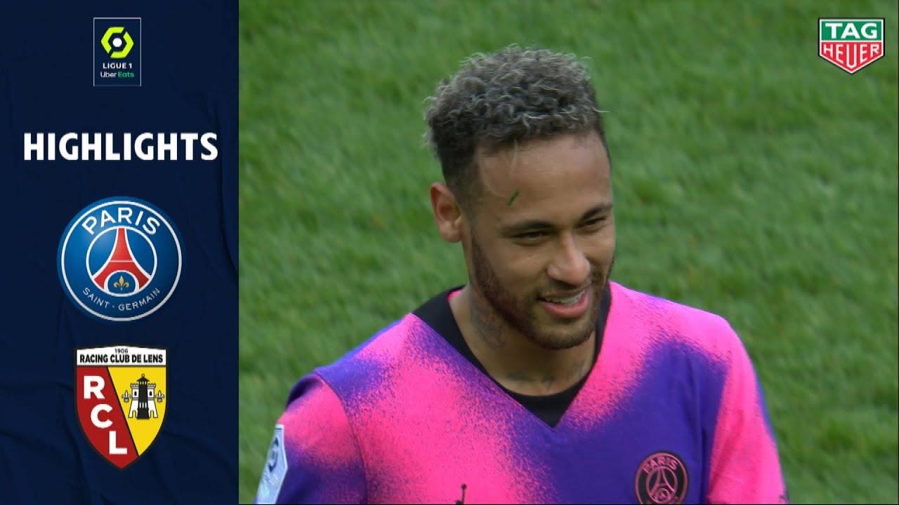 Download PARIS SAINT-GERMAIN - RC LENS (2 - 1) - Highlights - (PSG - RCL) / 2020-2021