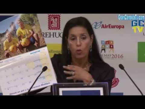 Calendario Ud Las Palmas.Presentacion Calendario Solidario Ud Las Palmas Esclerosis Multiple Gran Canaria