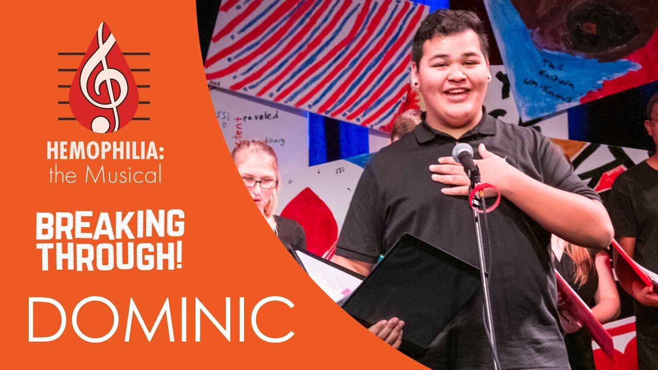 Breaking Through Participant: Dominic
